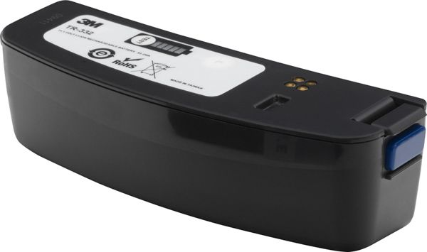 Versaflo TR-332 High Capacity Battery Pack for the TR-300 Turbo Unit