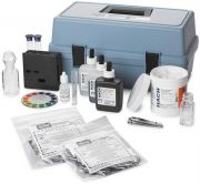 Carbon Dioxide, Dissolved Oxygen, and pH Test Kit, Color Disc