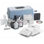 Acidity, Alkalinity, Carbon Dioxide, Dissolved Oxygen, Hardness, and pH Test Kit, Model AL-36B-180202-Camlab