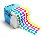 Camlab Plastics Tubee's Micryo Coloured Dots 9.5mm diameter reel of 5000 from Camlab