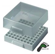 Camlab Plastics Clear Polycarb Lid For Labtower Rack Pack of 10 from Camlab