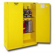 Range 2 - Flammable storage cabinet- 170 L - Self-closing doors