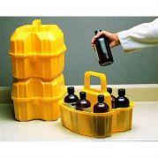 Nalgene Bottle Carrier for 0.5 L bottles bright yellow, LDPE