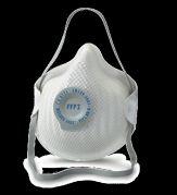 2405 Classic Moldex-Metric FFP2D Mask Valved Pack of 20-240515-Camlab