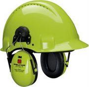 3M™ PELTOR™ Optime™ I Ear Muff Helmet Attachment Hi-Viz Pack of 20-camlab