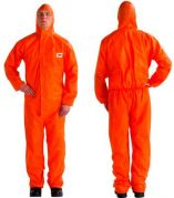 4515 Coverall Orange Type 5/6 Size XXL Pack of 20