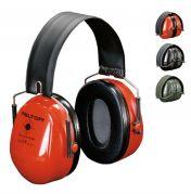 PELTOR Bulls Eye II Ear Muff Folding Black Pack of 20-BULL2SV-Camlab