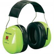 PELTOR Optime II Ear Muff Headband Hi-Viz Pack of 10-camlab
