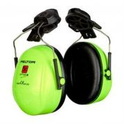 PELTOR Optime II Ear Muff Helmet Attachment Hi-Viz Pack of 10-camlab