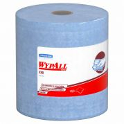 12889 WYPALL X90 Cloths - Large Roll - Blue - 450 Sheets