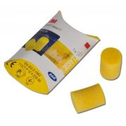 3M E-A-R Classic Ear Plugs Un-corded Pillow Pack 1 pair-camlab