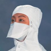 KIMTECH PURE M3 Pouch style Face Mask White 10 bags x 20 Masks 254 x 953 cm-camlab