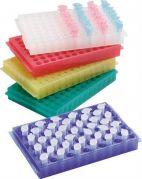 Camlab Plastics 48 and 96 place multi-purpose reversible racks from Camlab