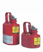 POLYETHYLENE LABORATORY SAFETY CANS