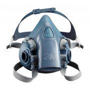 3M 7500 Series Reusable Silicone Half Masks--Camlab