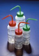Tracker Clinical Wash Bottles for traceability and Clinical Pathology stds-camlab