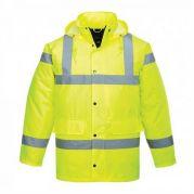 S460 Yellow Hi-Vis Traffic Jacket--Camlab