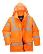 RT30 Orange Hi-Vis Traffic Jacket