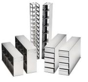 Stainless steel rack for Innova upright freezers-EP01003-Camlab