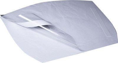 Versaflo S-920S Peel-Off Visor Cover for use with Integrated Head Suspension Headcovers - Small/Medium - Pack of 10 x 4