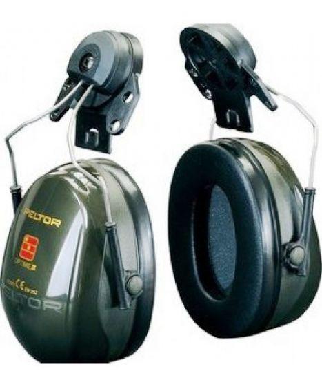 PELTOR Optime II Ear Muff Helmet Attachment Green Pack of 20