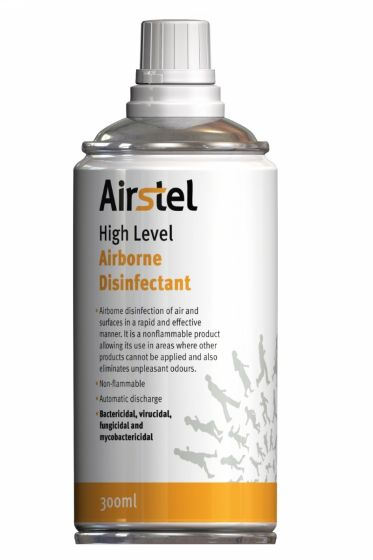 AG001 Airstel High Level Airborne Disinfectant 50ml x 12
