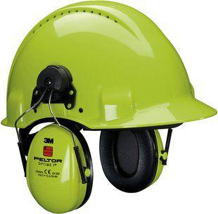3M™ PELTOR™ Optime™ I Ear Muff Helmet Attachment Hi-Viz Pack of 10