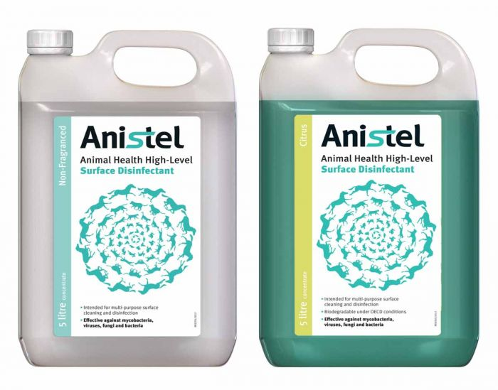 Anistel Surface Disinfectant Concentrate - 5 Litre
