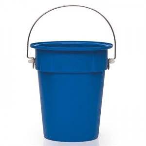 Blue MDPE Nesting Bucket - 31L