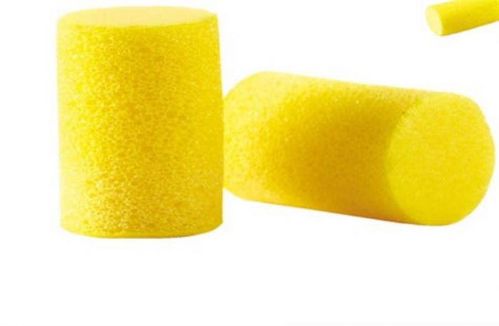 3M™ E-A-R Classic Uncorded Ear Plugs Pillow Pack 250 Pairs per Box-camlab