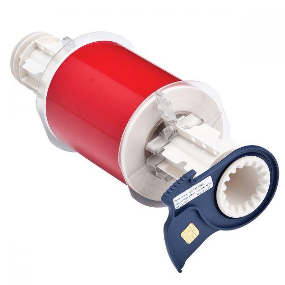 BBP85 and PowerMark Vinyl Tape -Red - 100mm - 1 Roll
