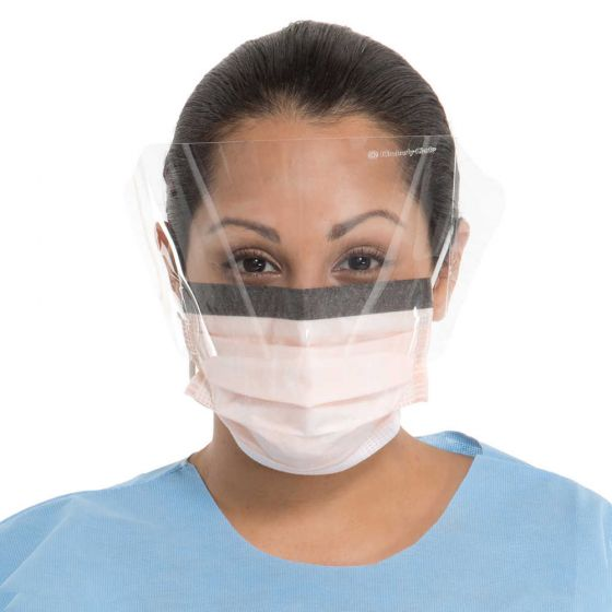 47147 Kimberly Clark Fluidshield Procedure Mask Pack of 4x25
