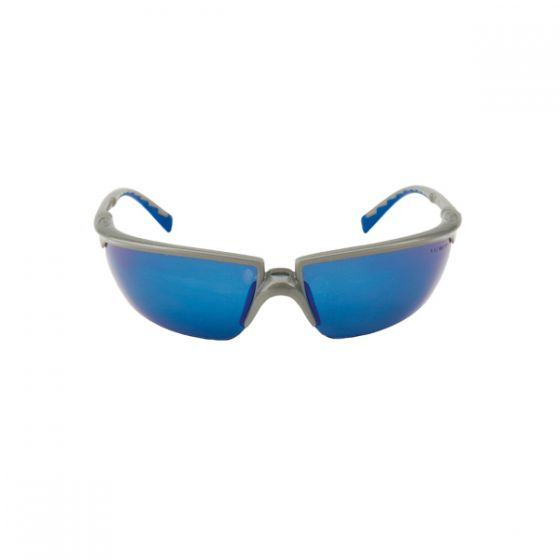 Solus silver-blue PC lens w / blue mirror coating Pack of 20