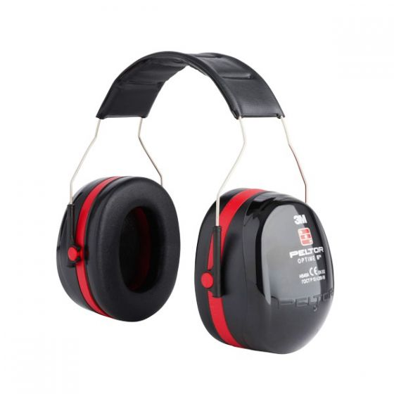 PELTOR Optime III Ear Muff Headband Black Pack of 20
