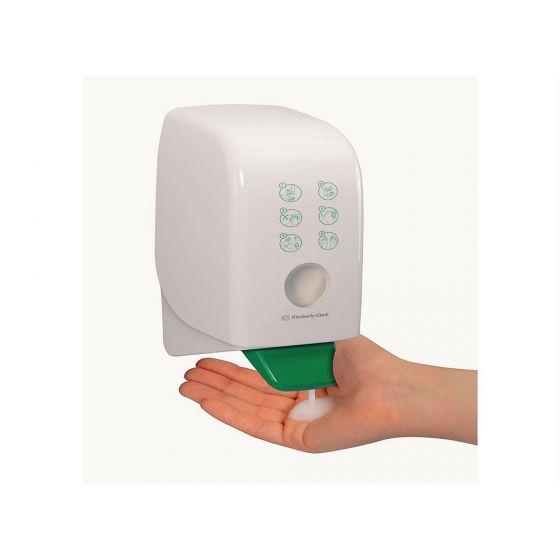 7134 AQUARIUS Hand Moisturiser Dispenser - Cassette - White - 1 Litre