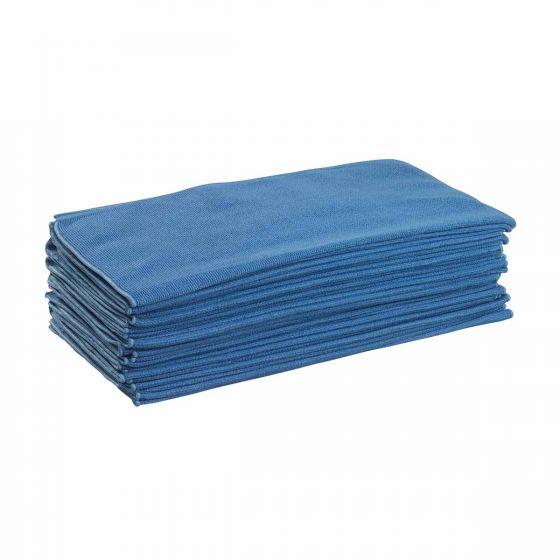 7589 KIMTECH Surface Preparation Microfibre Cloths - Blue - 25 Sheets
