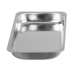 Deep Grade 304 Stainless Steel Tray - 530 x 325 x 150mm