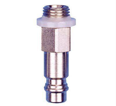"CEJN 342 1/4"" BSP Male Thread Plug Belt Unit Coupling - Pack of 3"