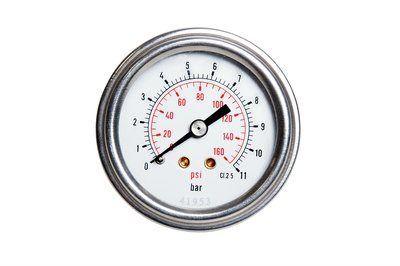Aircare Pressure Gauge - Pack of 1