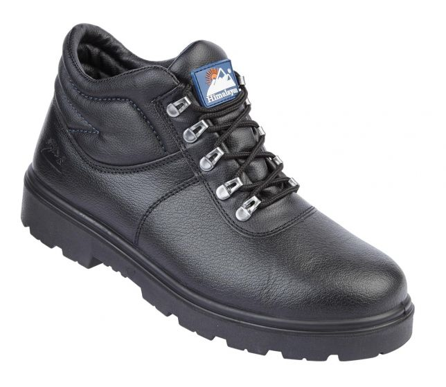 1400 Toesavers Black Safety Boots