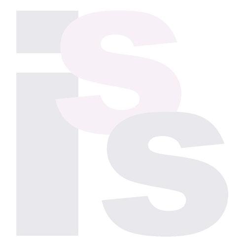 M-131-499 Nylon Cloth Labels - Black on White - 25.40 x 12.70mm - 180 Labels