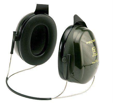 PELTOR Optime II Ear Muff Neckband Pack of 20