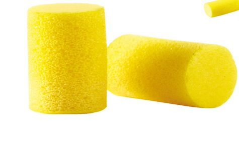 3M E-A-R Classic Uncorded Ear Plugs Pillow Pack 250 Pairs per Box