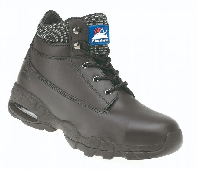4040 Himalayan Black Air Bubble Safety Boots