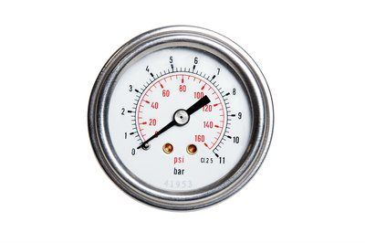Aircare Pressure Gauge - Pack of 1