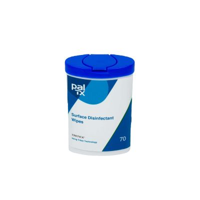 W65231T Pal Tx Probe & Surface Disinfectant Wipes - 48 x 70 sheets