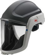 3M Versaflo M-307 Respiratory Headtop with Coated Visor and Flame Resistant Face Seal Pack of 1