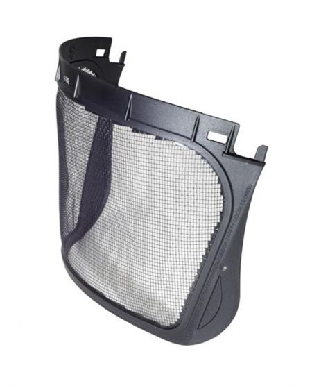 5B Mesh Face Shield Plastic – Black Polyamide Mesh Pack of 10-5B-Camlab