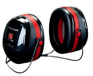 PELTOR Optime III Ear Muff Neckband Black Pack of 20