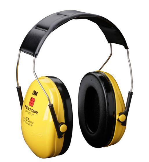 PELTOR Optime I Ear Muff Headband Pack of 20